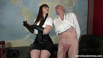 curious slave - tabooporn goddess vivienne l amour and rough cbt