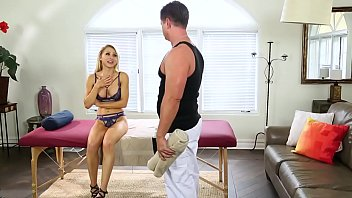 wife cheats on her husband with the masseur - eric masterson youijjzz alix lynx