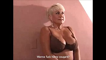 lolas tube slutty cougar gets what she needs