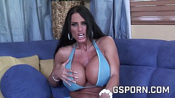brunette xxxl forced to show pussy boobs fucking hard