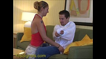 yessignals - www hdpron com hot blonde blind date humps him and dumps him