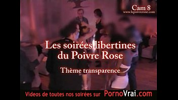 huns yelow pages spy cam at french private party camera espion en soiree privee. part289