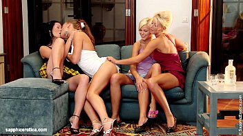 hailee lila mya and download sex 18 mischelle have a steamy lesbian foursome on sapphic erotica