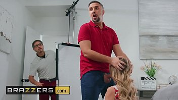 big tit linzee ryder gets her shaved cunt drilled sexviodes - brazzers