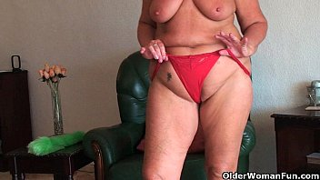 chubby granny with saggy big tits and plump my hotbook com ass spreads pussy