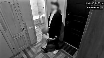 hidden cam - husband catches wife sexhub with lover