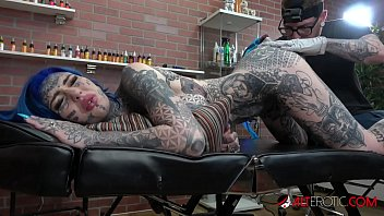 amber luke isabelle rule 34 gets a asshole tattoo and a good fucking