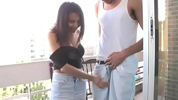 andreita gets pijane rosjanki frightened when seeing the size of the cock that s gonna fuck her