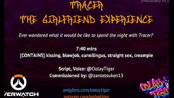 xvidiyo overwatch tracer - the girlfriend experience erotic audio play by oolay-tiger