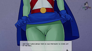 red wap dc comics something unlimited part 47 miss martians pussy