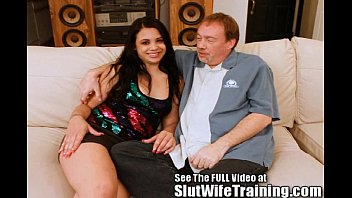 big ass latina julia trained to older women having sex be a good wife