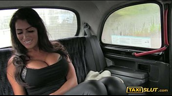 massive boobs ava fucked with amouredelavie nude a pervert driver inside a cab