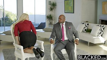 blacked business blonde anikka albrite seks roliki ass fucked by a bbc