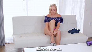 castingcouch-x pone videos - cute amy summers fucked with facial in audition