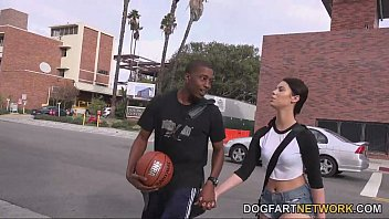 brooklyn rose fucks a black guy in sex kaise karte hain front of her step daddy