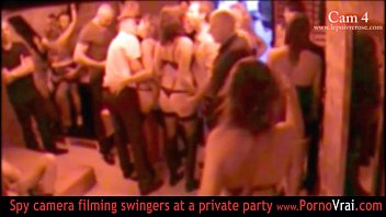 french swinger party in anni the duck porn a private club part 04