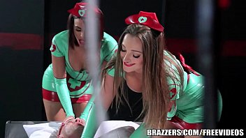 brazzers - sexy nurses dani and sex fortnite luna help with sexual healing