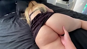 i caught my step daughter s. and fucked her cum ujiz in her tits