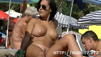 this nudist babes naked at the mariette hartley nude beach compilation is really arousing to watch