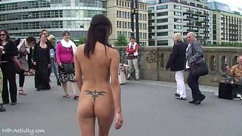 agnes b. kelly ripa nude naked in public streets