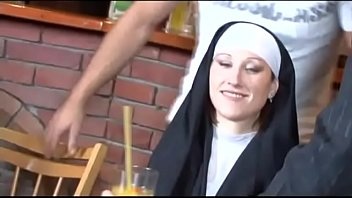 xxxred nun in love.... a great passion