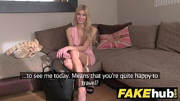 fake agent uk blonde orgasms from hard finger 3 rat com banging on casting couch