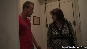 busty granny gets english film video bf laid by son-in-law