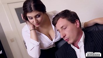 download porn movies bums buero - boss fucks busty german secretary and cums on her big tits