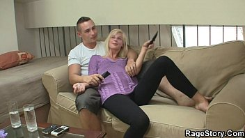 blonde cutie xvideos4 swallows cock and takes it roughly