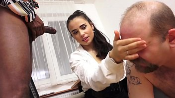 mistress mira - xxxl load sexy new video download cum eating cuckold in the office