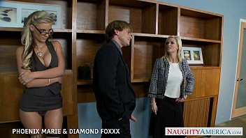 blondes sunny lione xxx video download phoenix marie and diamond foxxx fuck in foursome